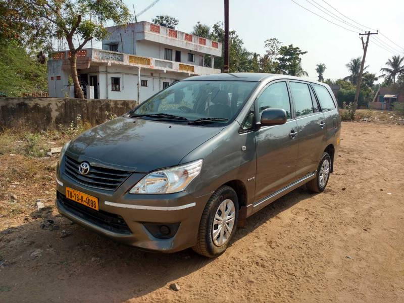 Chennai To Thirunallar Innova Package