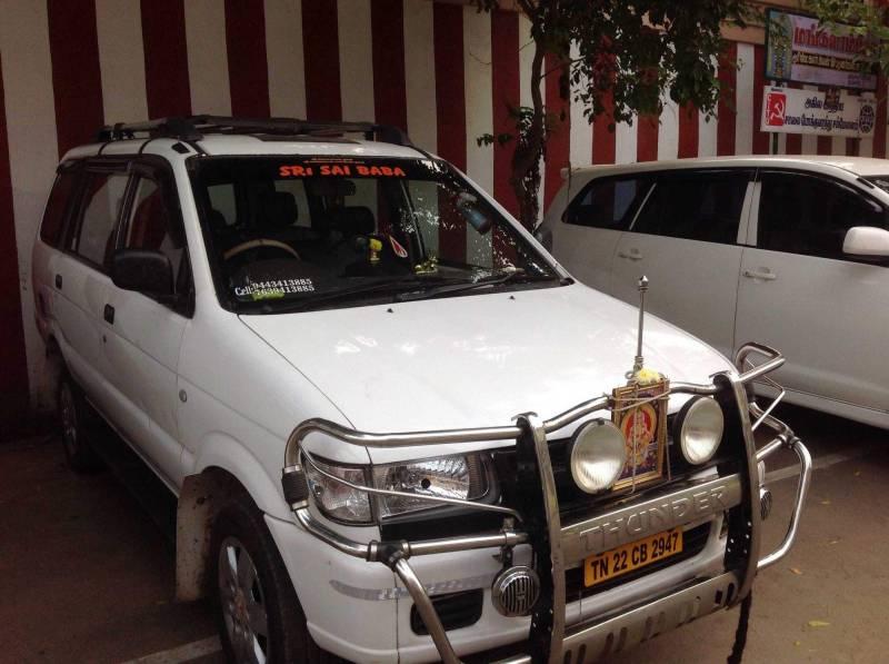 Chennai To Kumbakonam Innova Car Rental Package