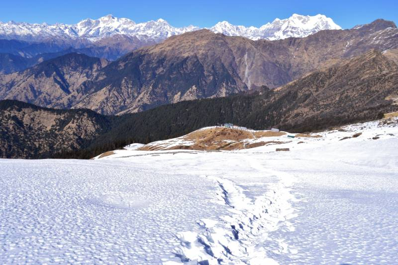 Trek To Chopta, Deoriatal And Chandrashila  Package