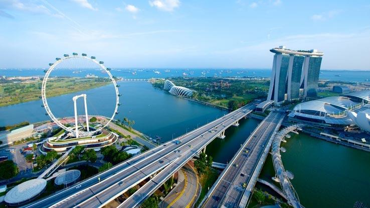 Easy Singapore Tour