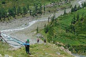Amazing Dhauadhar Mountain Trails Tour