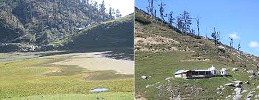 Holy Lake Trek Of Dhauladhar Tour