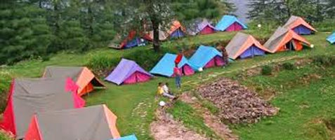 Camping Tour In Himachal Pradesh