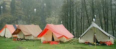 camping in Manali Tour Packages