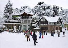 Heart Of Himachal (Solan & Shimla) Tour