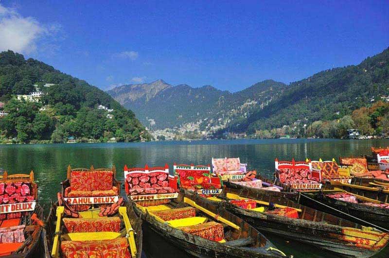 Dehli - Nainital - Ranikhet - Kausani Tour Package