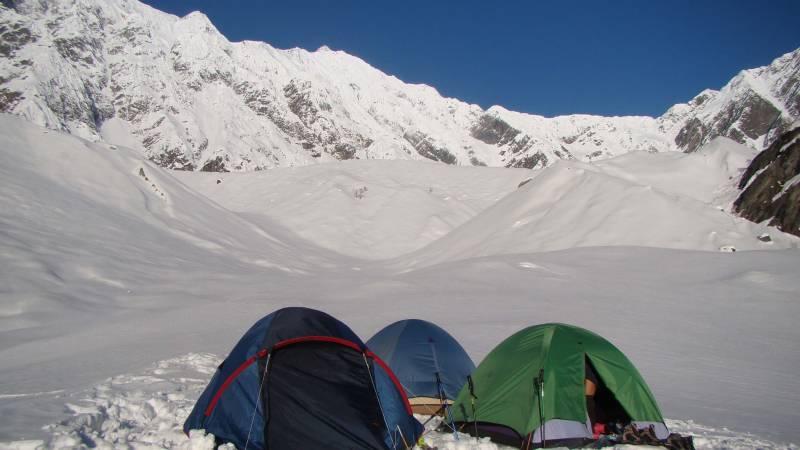 Manali Winter Trek Tour