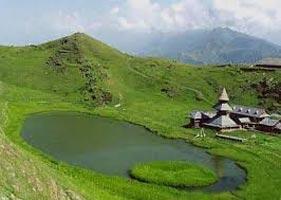Delhi - Shimla - Manali - Dharamsala 9Nights/10Days Tour