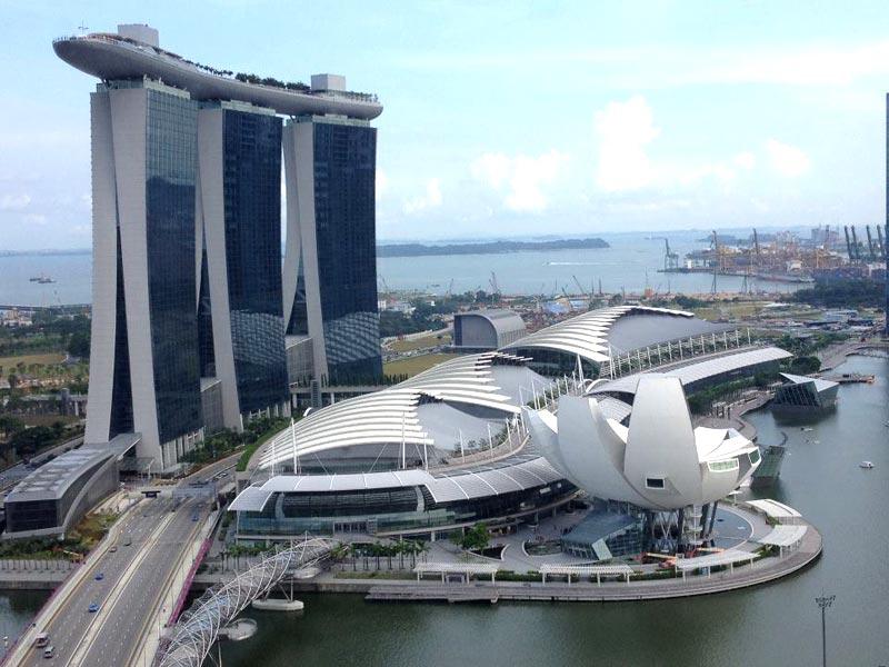Singapore,Malaysia & Cruise Package