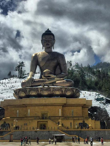Glimpse Of Bhutan Tour