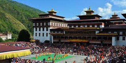 Thimphu Dromchoe Tour