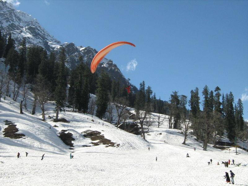 Pathankot - Shimla - Manali Tour Package