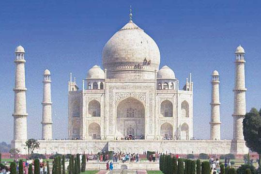 Taj Mahal Tour