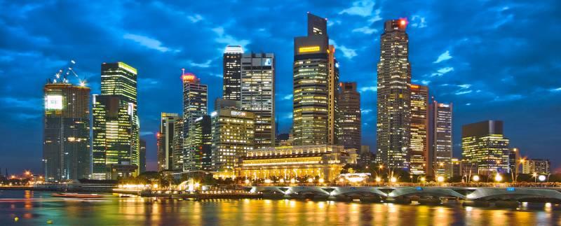 Singapore 3 Night 4 Days Tour