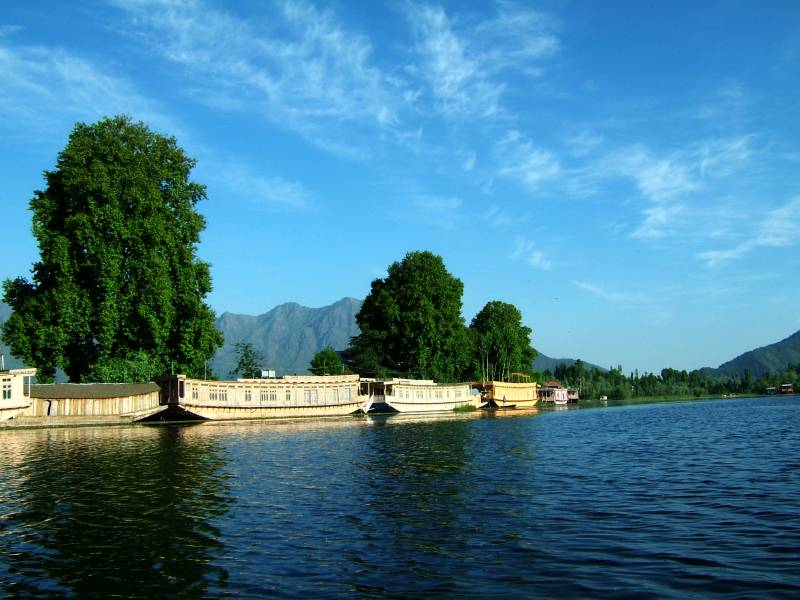 Jewel Of Kashmir Tour (06night/07days)