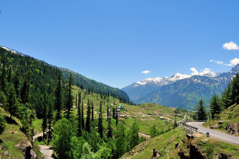 Best Of Uttaranchal Tour (8 Night/ 9 Days)