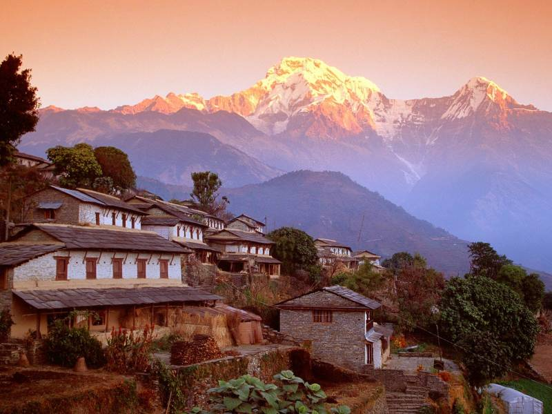 Bhutan Tour (06night/07days : Nepal By Air)