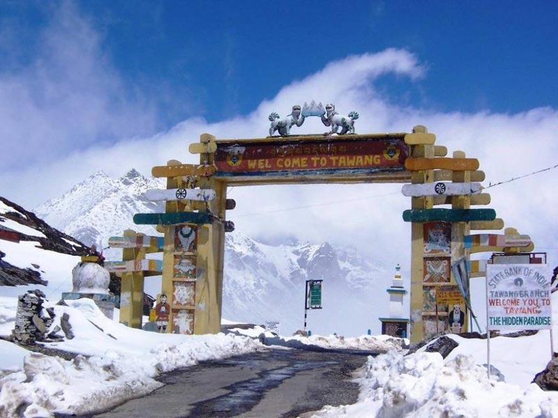 Switzerland Of The East -Tawang Tour