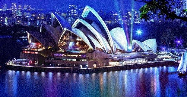 Visit Australia Tour