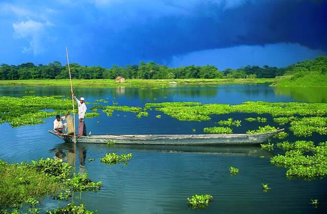 Sights Of Assam Tour