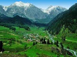 Kashmir Student Group Tour
