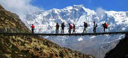 The Himalya Trail Tour