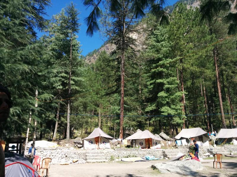 Long Weekend Parvati Valley Tour