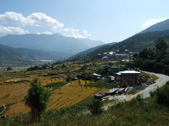 Royal Bhutan By Air Tour