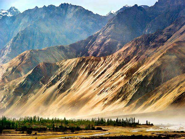 Magnificent Leh On Bike Tour