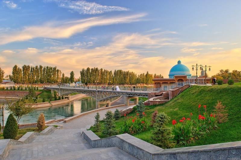 Tashkent Explorer Tour