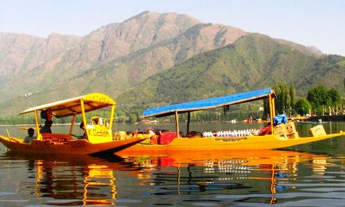 Srinagar – Pahalgam – Gulmarg – Yusmarg – Sonamarg – Manasbal – Srinagar Tour