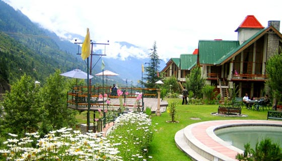 Shimla Kullu Manali Car Tour Package