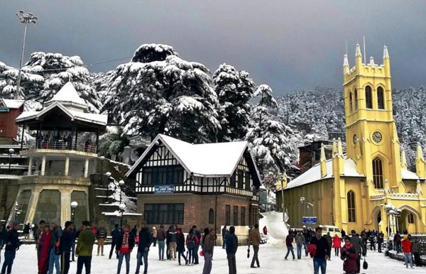 Student Group Tour Hills Shimla-manali.