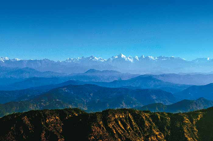 Binsar Mountain Bikers Tour Package
