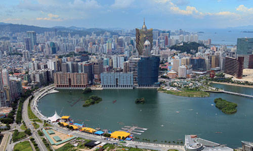 China – Hongkong Tour