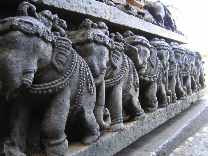 Mysore- Bhs- Ooty Bhs-belur, Halebeedu, Shravanbelagola Tour