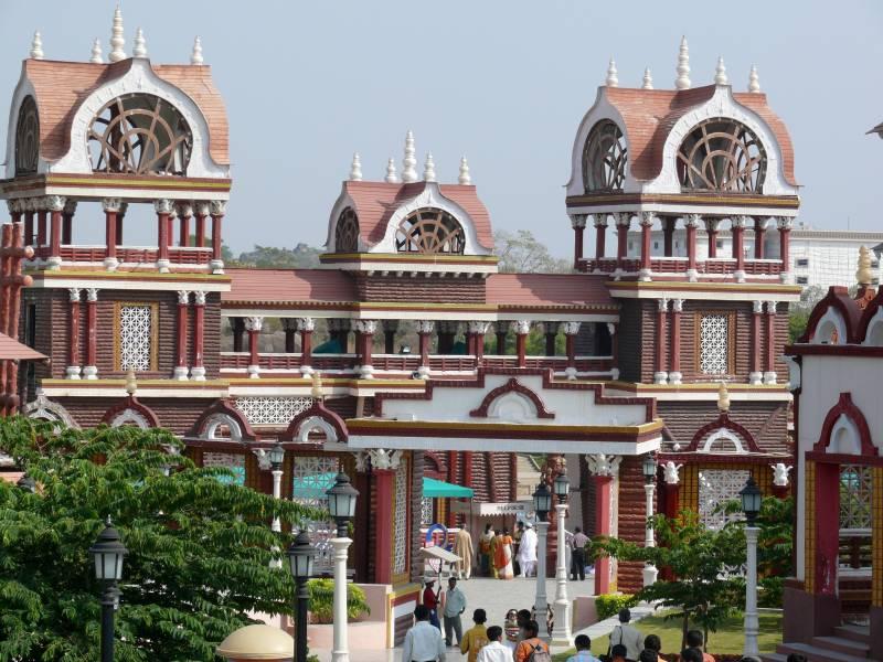 Hyderabad- Ramo Ji Film City Tour