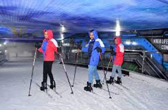 1 Day'S Tour To Ski India, Noida With Dlx Bus & Lunch