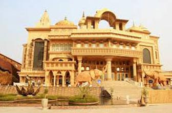 1 Day'S Tour To Kingdom Of Dreams, Gurugram With Dlx Bus, Culture Gully, Show & Lunch