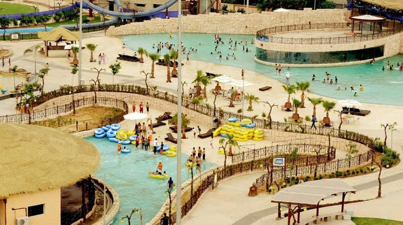1-Day'S Tour To Appu Ghar (Water Park), Gurugram With Dlx Bus & Lunch