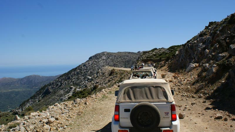The Classical Jeep Safari Tour