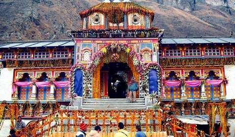 Do Dham Yatra With Haridwar Tour