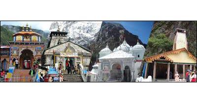 Char Dham Yatra Ex Haridwar 11 N Tour