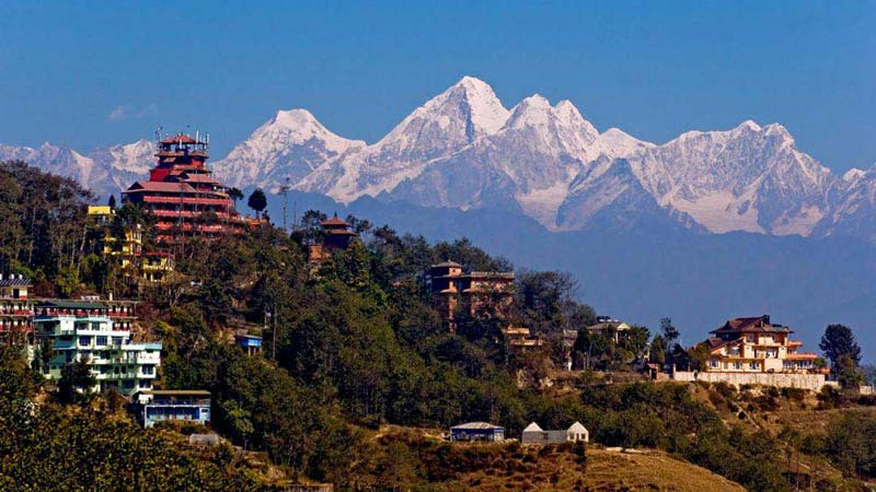 Kathmandu Pokhara Chitwan Surface Package