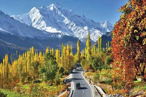 Glorious Of Kashmir Package Tour