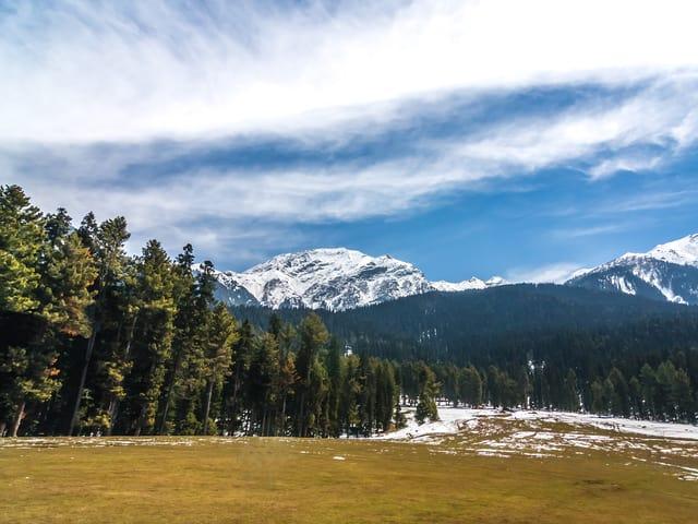 Zenith Of Kashmir Package Tour