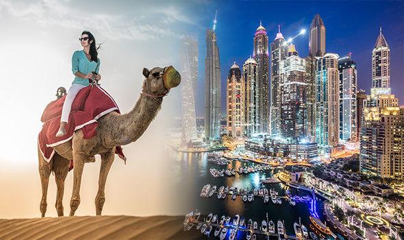 Fantastic Dubai Tour