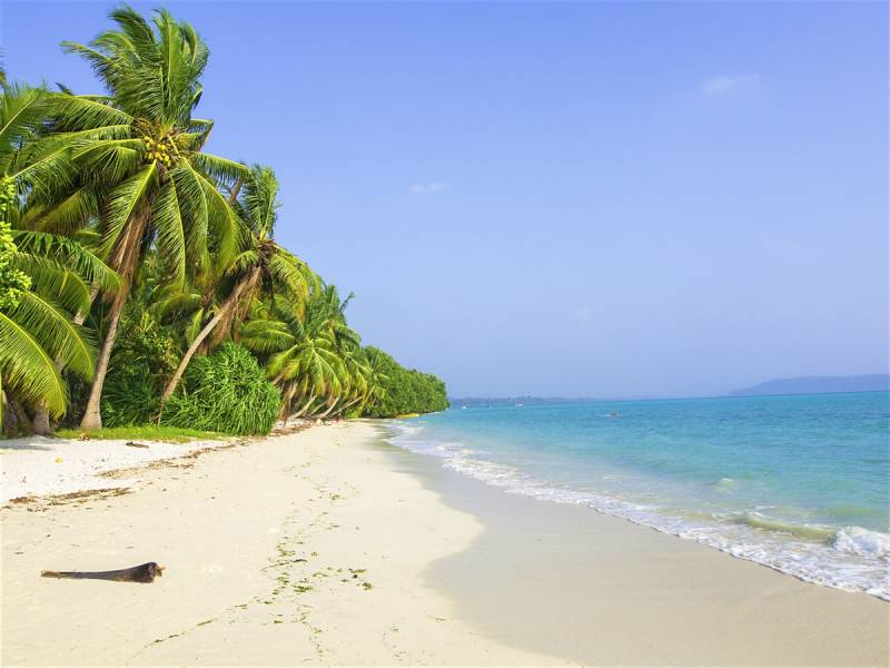 Port Blair - Havelock - Baratang Package