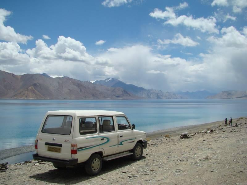 Leh - Trans Himalayan Jeep Safari Tour