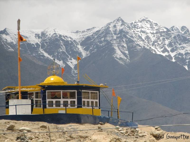 Leh - Silk Route Tour